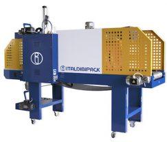 półautomatyczna maszyna do foliowania kartonów