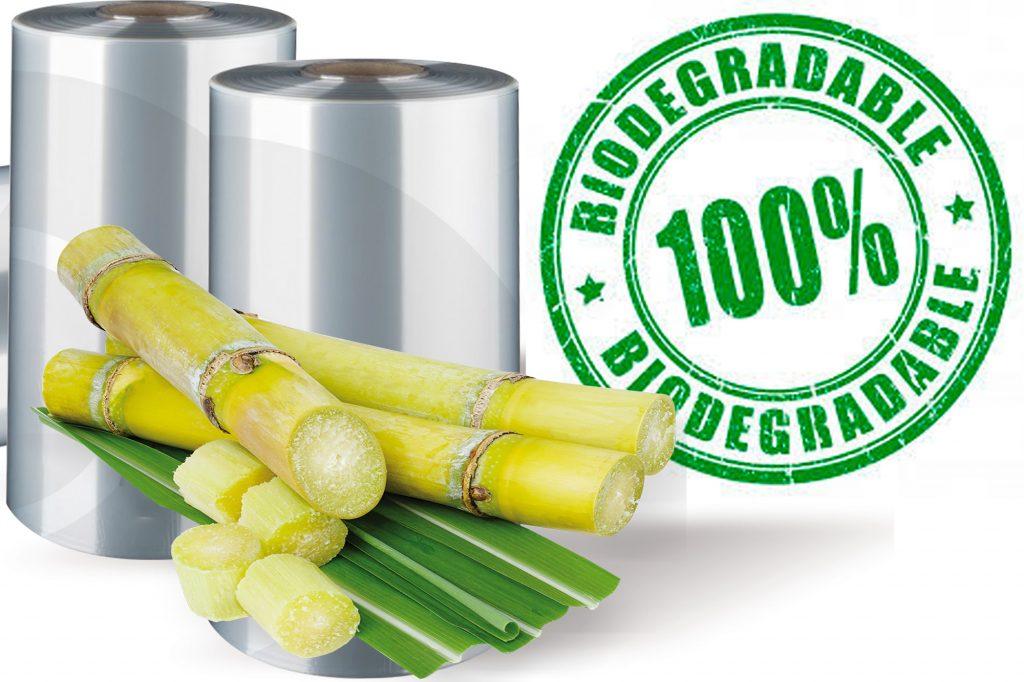 biodegradowalna folia termokurczliwa