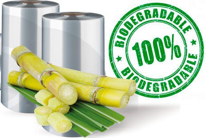 biodegradowalna folia termokurczliwa poliolefinowa