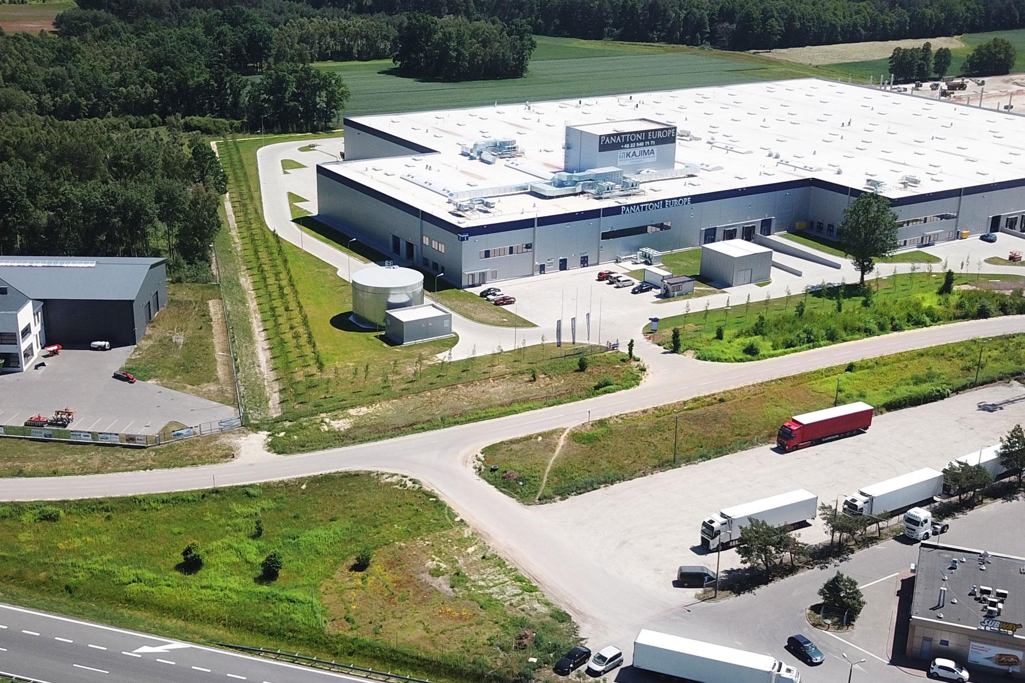 Fabryka folii termokurczliwej w Polsce